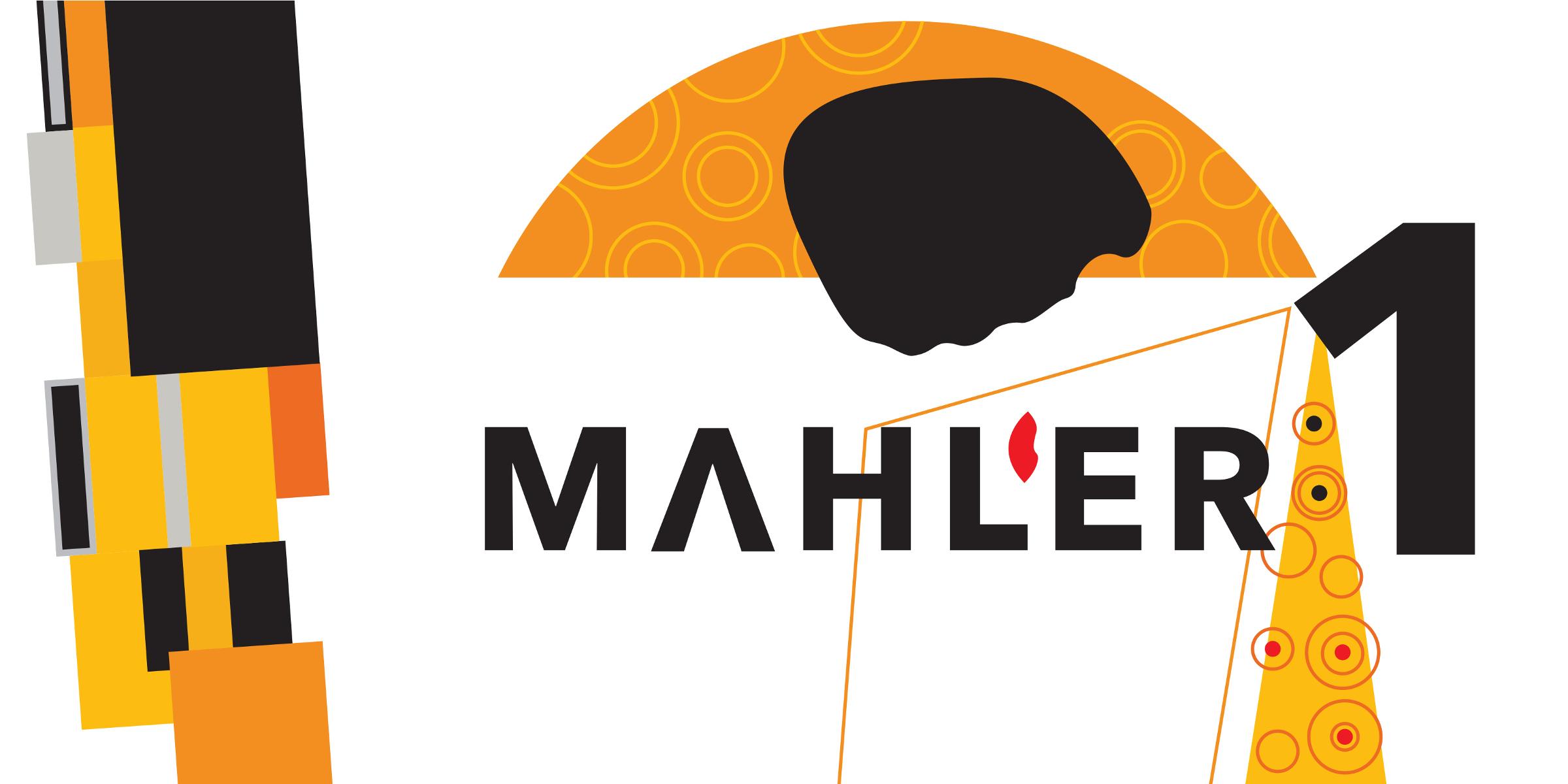 Mahler 1 onder leiding van chef-dirigent Jacob Slagter